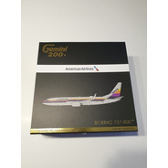 Avión Gemini, Escala 200 Boeing 737-800 American Airlines, A