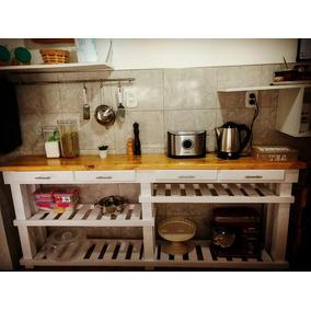 Mesa Auxiliar Cocina - Mesas de Cocina en Mercado Libre Argentina