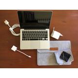 Macbook Pro Retina 13 C/ Bolso - 500gb - I5 2.9 Ghz - 8gb
