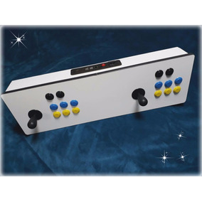 Fliperama Arcade Portátil Com Raspberry Pi 3 7000 Jogos