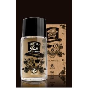 Perfume Masculino Mister Jan Deo Parfum 50 Ml