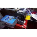 Impresora Remeras Estampado Directo Algodón Epson L1800 1430