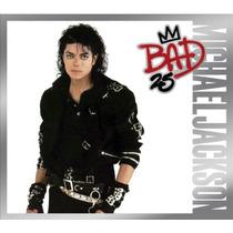 Cd Duplo Michael Jackson - Bad 25 / Edição Aniversar(980691)