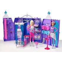 Barbie Aventura Nas Estrelas Castelo Galáctico - Mattel