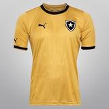 Camisa Botafogo Dourada Puma 2014