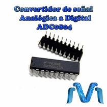 Convertidor Analógico Digital Adc0804 8 Bits Adc0804lcn