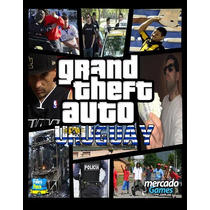 Gta Ñery Uruguay Ps2 - Exclusivo Mercado Games