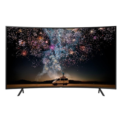 "Smart TV Samsung Series 7 UN55RU7300FXZX LED curvo 4K 55"" 110V - 127V"