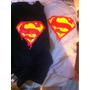 2 Camisas Super Homem