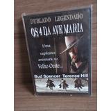Dvd - Os 4 Da Ave Maria - Bud Spencer Terence Hill - Novo