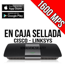 Linksys Ea6400 Wifi Ac 1600mbs Usb 3.0 Router Cisco Ea4500