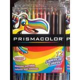 Colores Prismacolor De 12 Unidades Acrilico Originales Nuevo