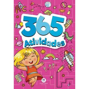 livro 365 atividades divertidas para colorir livros infantis e