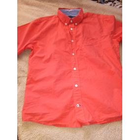 Camisa Tommy Modificada A Talla M Estado 9/10 Y Chaleco L
