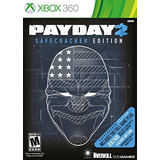Payday 2 Safecracker - Xbox 360