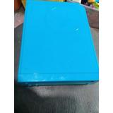 Wii Azul Completo Y Chipeado