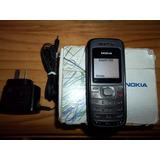 Celular Nokia 1208 (personal).