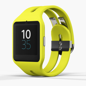Sony Smartwatch 3 Android Quadcore Reloj Inteligente Wifi