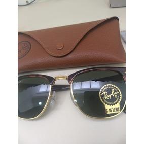 Óculos De Sol Ray Ban Feminino - Óculos De Sol Ray-Ban Clubmaster no ... c3770ea808