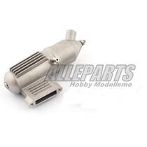 Mufla Motor Asp .21 Glow 2 Tempos Escapamento