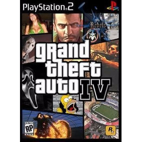 Patche Grand Theft Auto Iv Gta4 (gameplay2)
