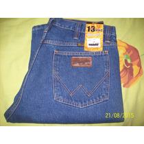 Pantalo(jeans) Wrangler Original Clásico, Cowboy. Talla 34