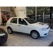Fiat Palio 1.4 Fire Pack Top 0km - Anticipo $ 40.000 Gnc