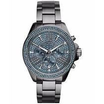 Relógio De Luxo Michael Kors Mk6097 Original Garantia 1 Ano