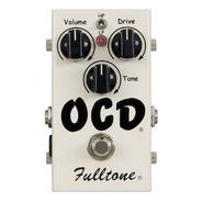 Pedal Ocd Fulltone V1.7 C/ Nota Fiscal E Garantia S/ Juros