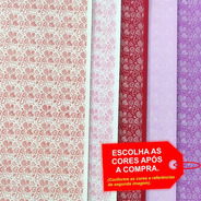 Folha De Eva Estampado Valentines Day 40x60cm - 5 Unidades