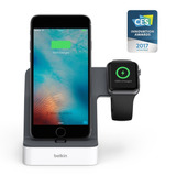 Belkin Cargador Dock Para Iphone + Apple Watch - Barulu