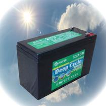 Batería Agm Ciclo Profundo 12 V. 7ah, Enertik