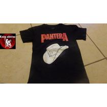 Playera Pantera Niño Metalero, Ropa Rocker Luna Alterna Shop