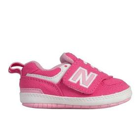 Tênis Casual New Balance 574 Infantil Rosa