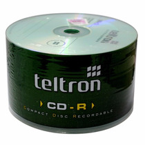 Cd Virgenes Teltron Ultra Green Bulk X50 Unid. Mar Del Plata