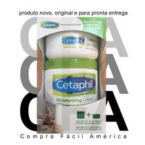 Kit 566g+250g Creme Cetaphil Hidratação Profunda Instantânea