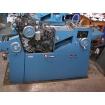 Máquina Para Imprenta Chief 17