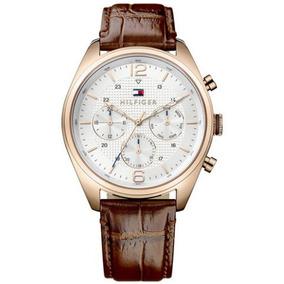 Reloj Tommy Hilfiger Cronógrafo 1791183 Hombre Flete Gratis