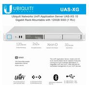 Ubiquiti Uas-xg-br Unifi Server 10g Rack-mountable 1u Nfe