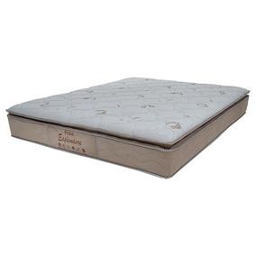 Colchão King Probel Esplendore Conforto Pillow Super Mola