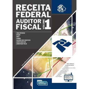 Receita Federal - Auditor Fiscal, V1