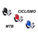 Guantes Largos Para Ciclismo Y Mtb Con Reflective Touch