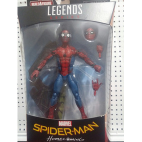 Marvel Legends Spider Man Homecaming Frete Grátis Em Estoque