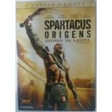 Box Dvd Spartacus Origens - Deuses Da Arena O Início Da Saga