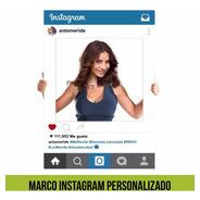 Marco Instagram Imprimible Personalizado