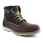 Zapato Bota Casual Lee Hombre - 102l-1