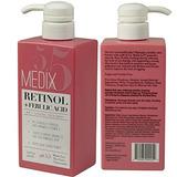 Crema De Retinol Medix 5.5 Con Tratamiento Anti-caída Del Á