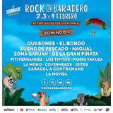 Entrada Rock En Baradero Día 3 Ticket Electrónico