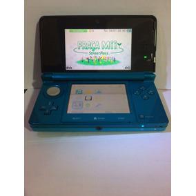 Nintendo 3ds Verde + Jogo Pokemon X