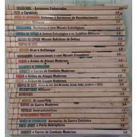 Livro Guias De Armas De Guerra - 14 Volumes Vários